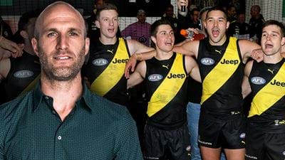 Chris Judd: One Team Can Challenge Richmond