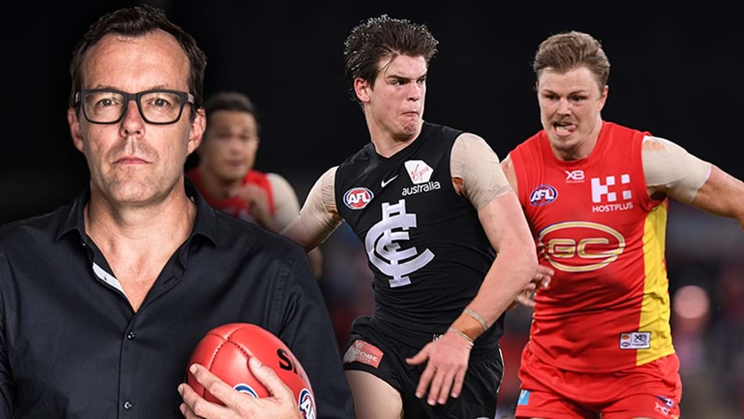 Damian Barrett Believes Three Clubs Could Receive Priority Picks This Season