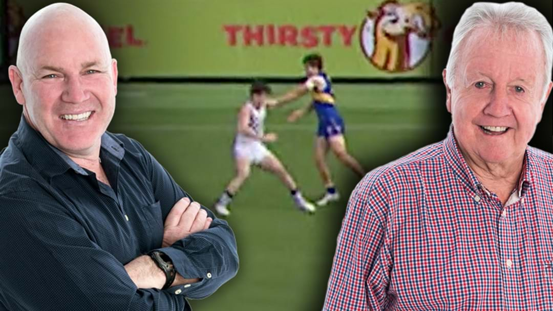 KG And Jars Get Heated Over The Gaff/Brayshaw Incident