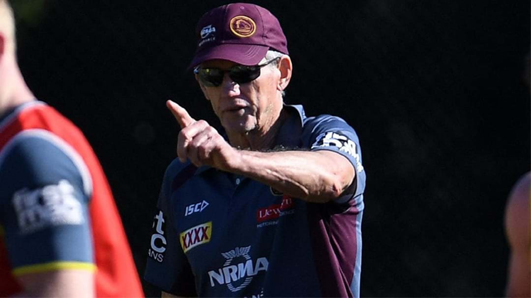 Here's Why Wayne Bennett Won't Work As Head Coach At The Broncos In 2019