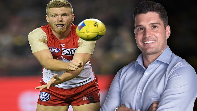Article heading image for Leigh Montagna Says Dan Hannebery Would Be An Ideal Fit For St Kilda