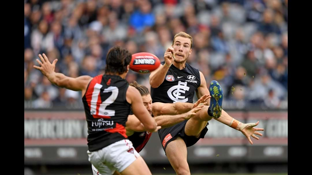Xavier Campbell Confirms Essendon's Interest In A Possible Good Friday Eve Fixture