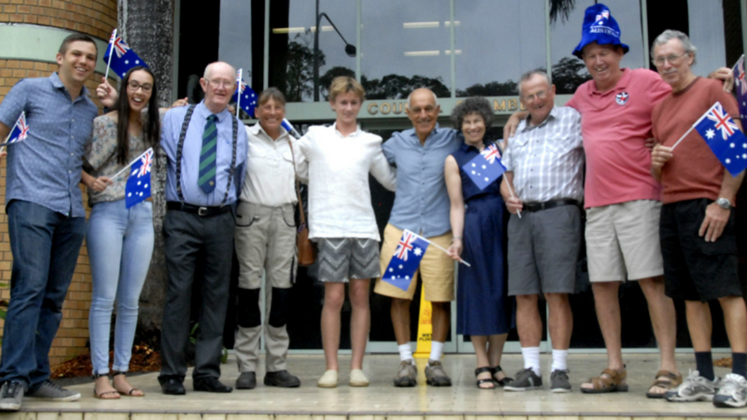 12 Local Nominees Recognised for Australia Day Awards
