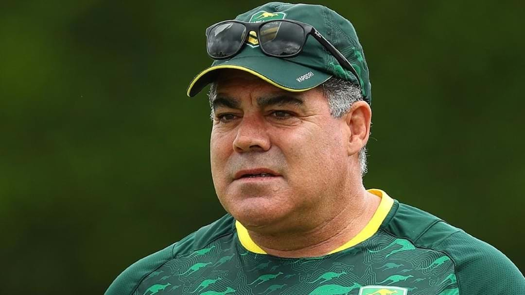 Kangaroos Coach Mal Meninga Confirms International Test In New York Cancelled After Promoter Pulled Pin