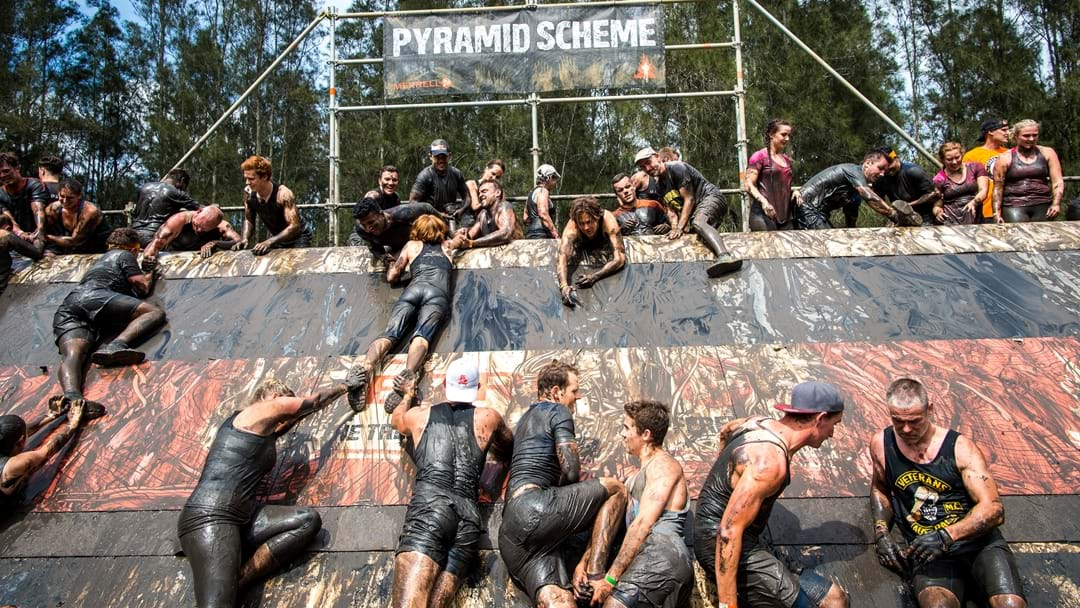 Tough Mudder Is Coming BACK To Sydney - And It's Muddier Than Ever