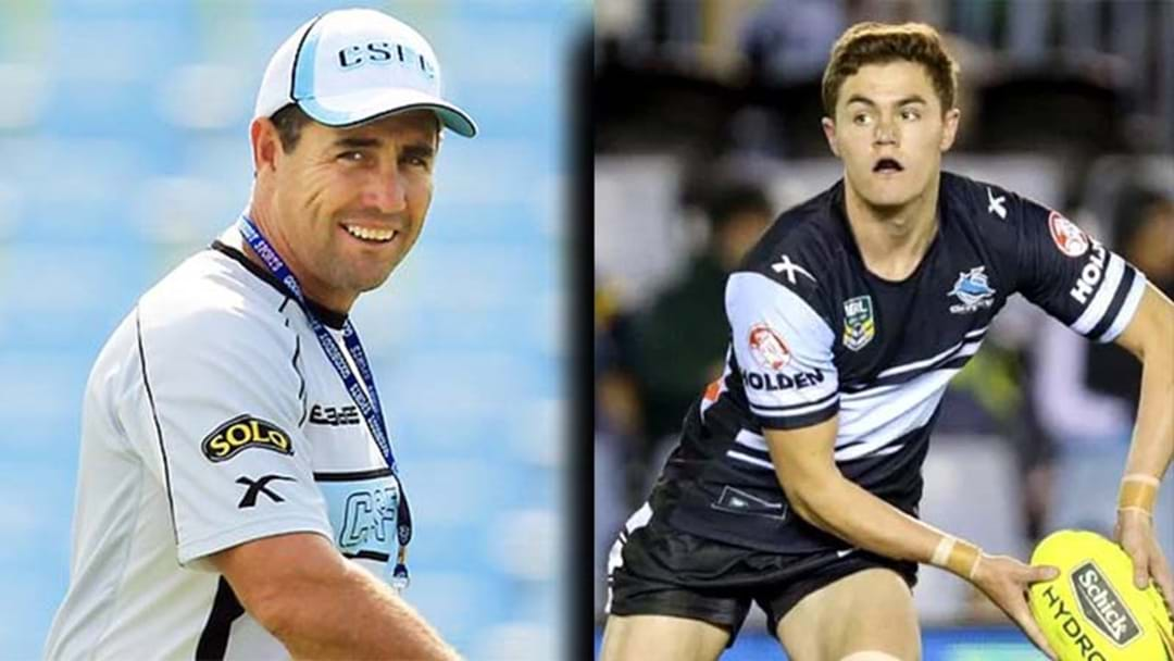 Shane Flanagan Opens Up On Potentially Coaching His Son Kyle At The Sharks