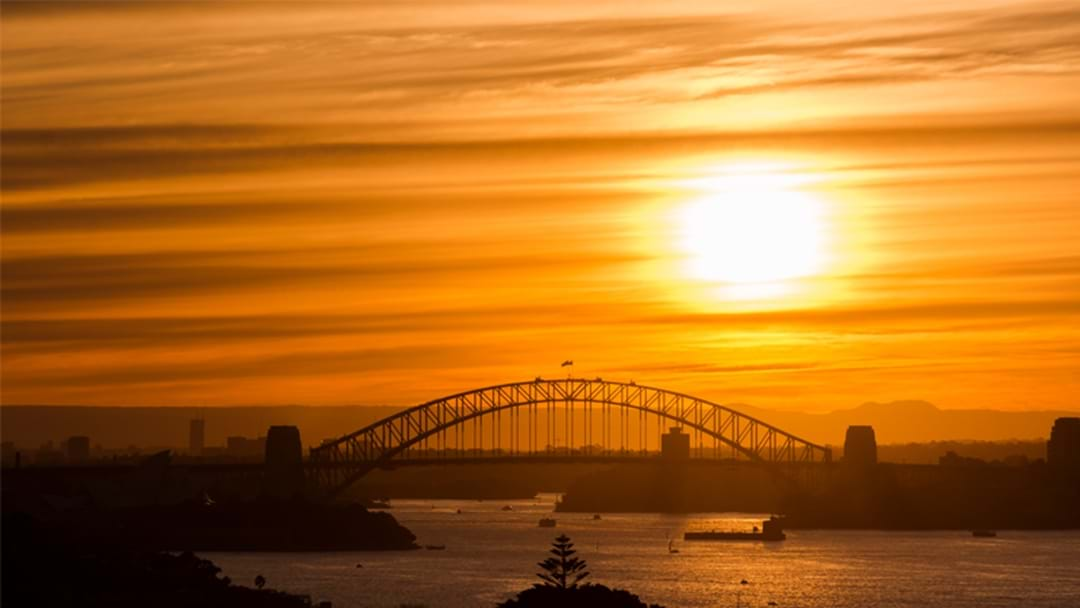 Sydney Heatwave Set To Continue