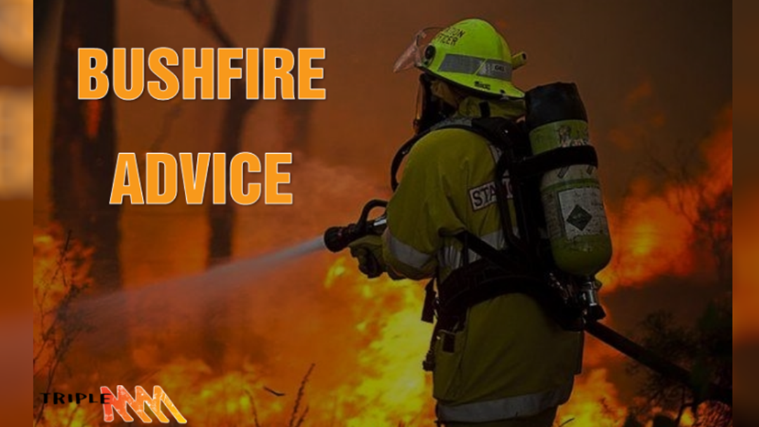 Bushfire ADVICE: Parts of Pink Lake
