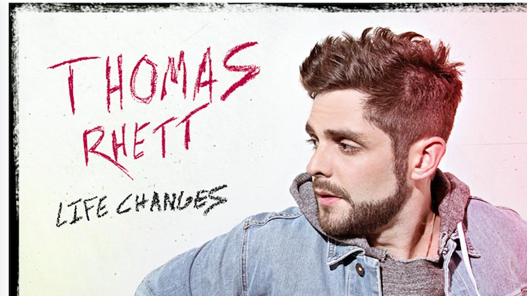 "Thomas Rhett's ""Life Changes"" Earns RIAA Platinum Certification"