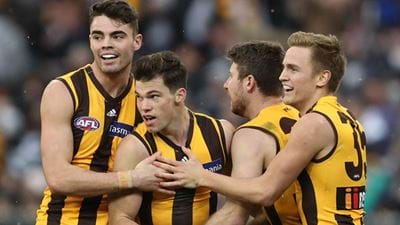 Billy: Hawthorn Can Win The Flag