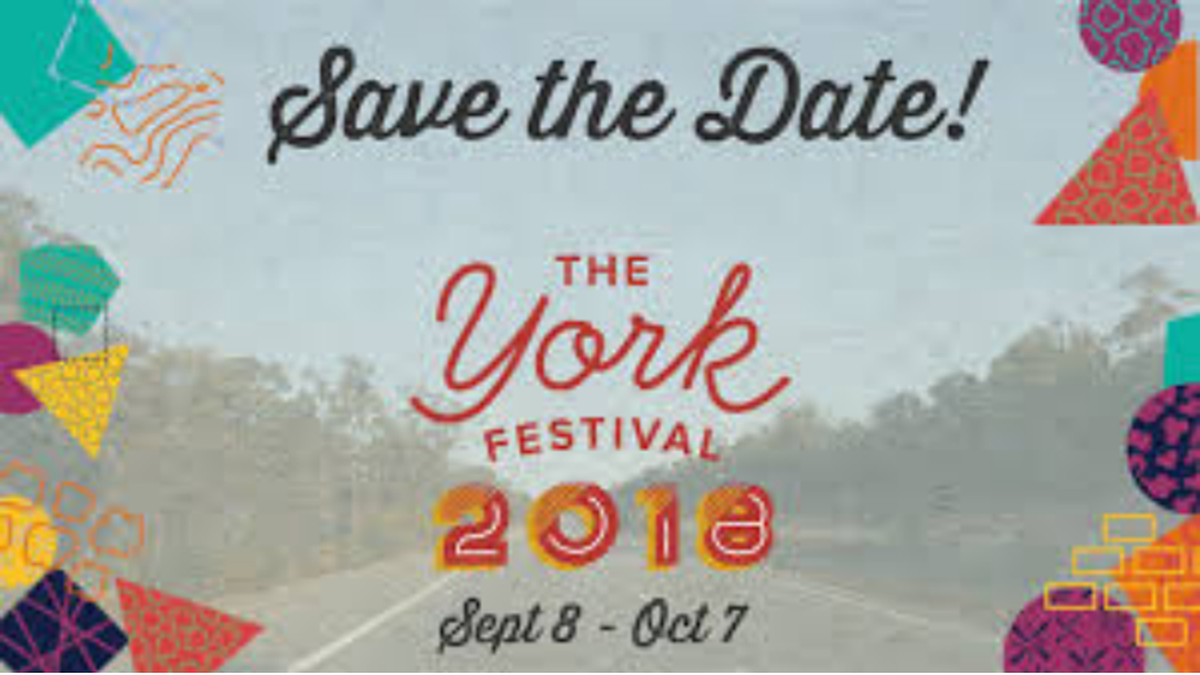 York Festival looking for vollies