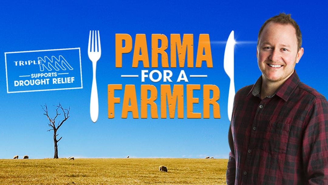 Parma for a Farmer! Drought relief through a good feed!