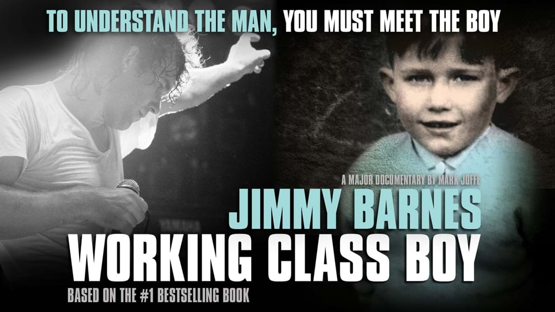 Jimmy Barnes: Working Class Boy Film Coming To Your TV Next Month