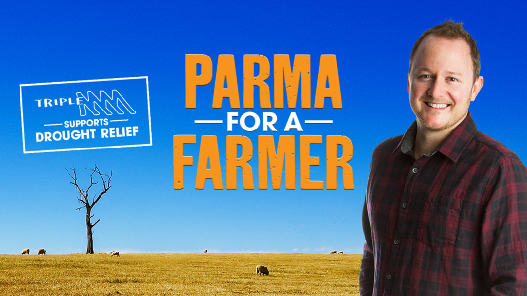 Parma for a Farmer! Drought relief through a good feed!