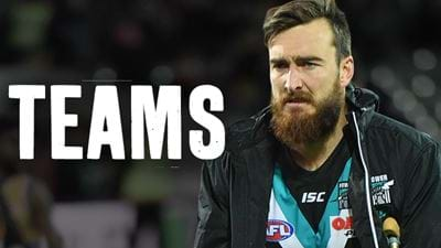 AFL Teams: Round 22, 2018