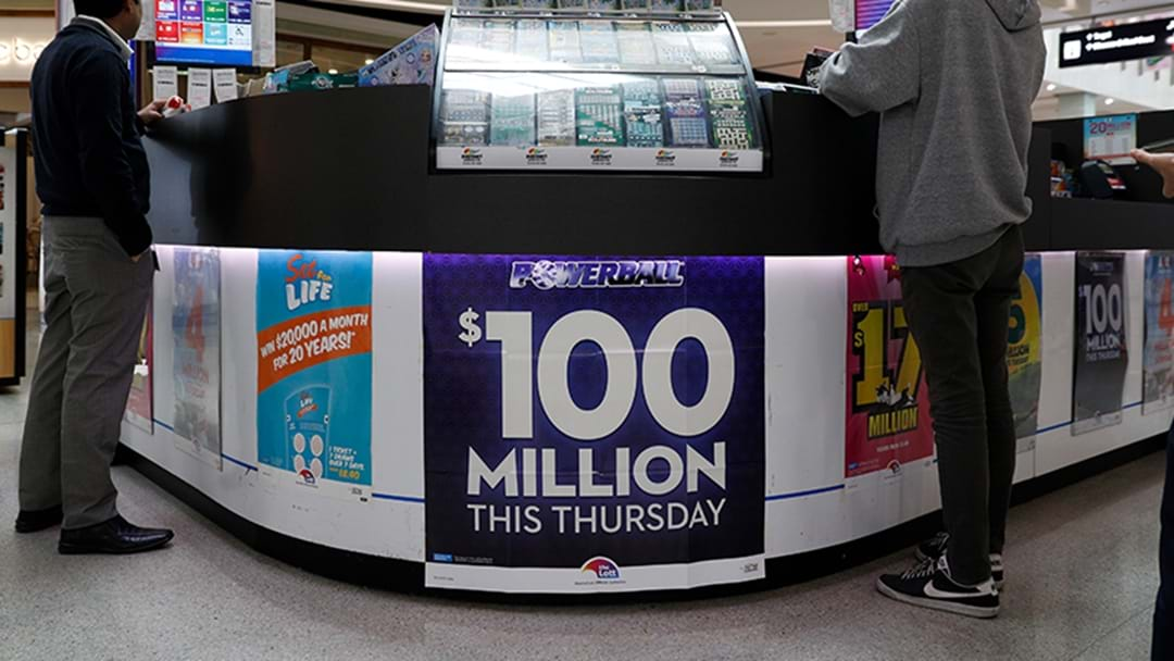 Young Victorian Man Wins $50 Million From Last Night's Powerball