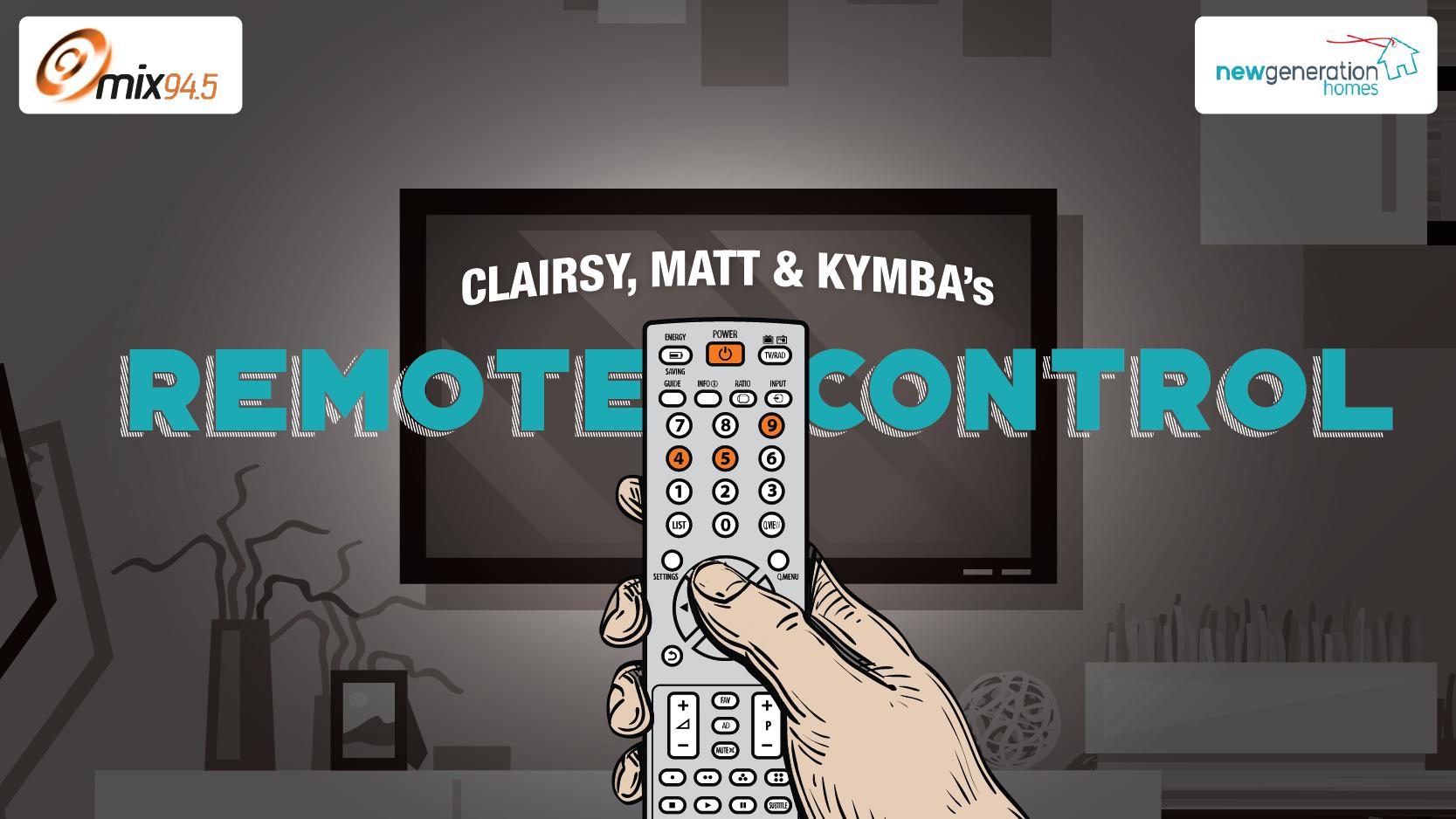 Win $1000 with CMK's Remote Control