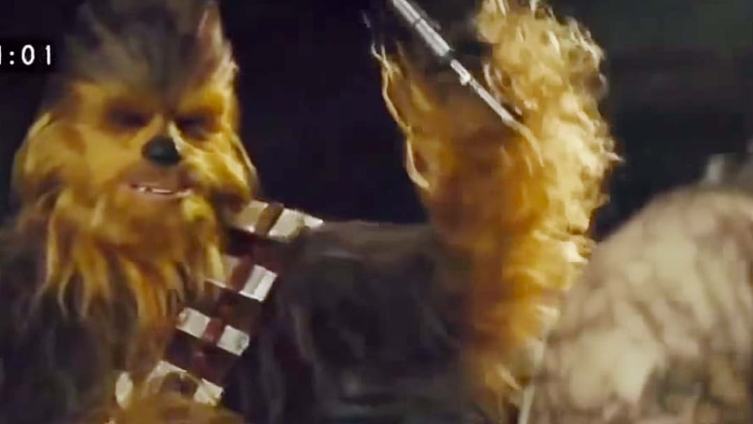 A Deleted Scene From Star Wars Has Emerged Showing Chewbacca Ripping Someone's Arm Out Of Their Socket
