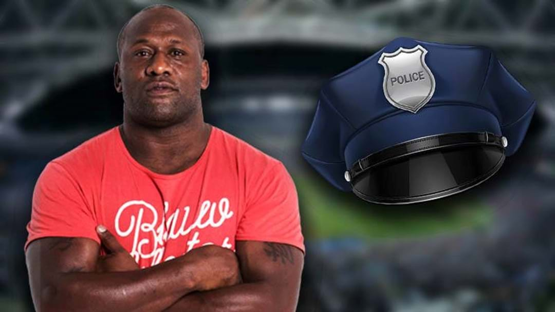 Dual International Wendell Sailor Is Now A Police Officer?
