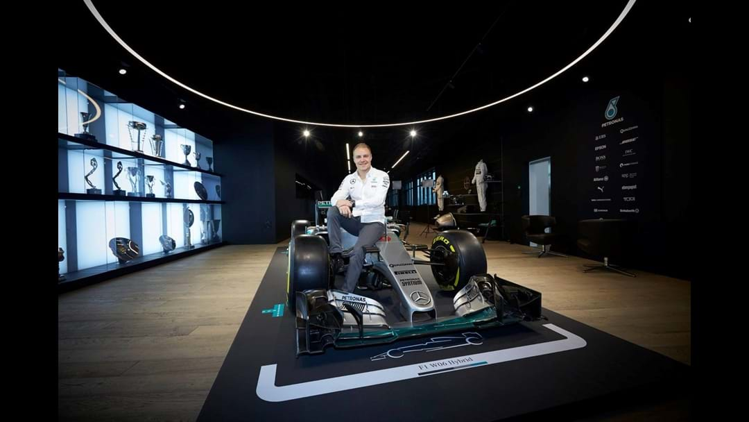 CONFIRMED: Bottas joins Mercedes.