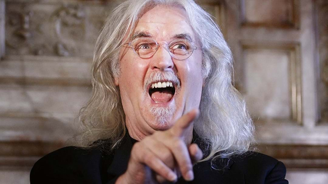 Billy Connolly Now Struggling With Memory Loss As He Battles Parkinson's
