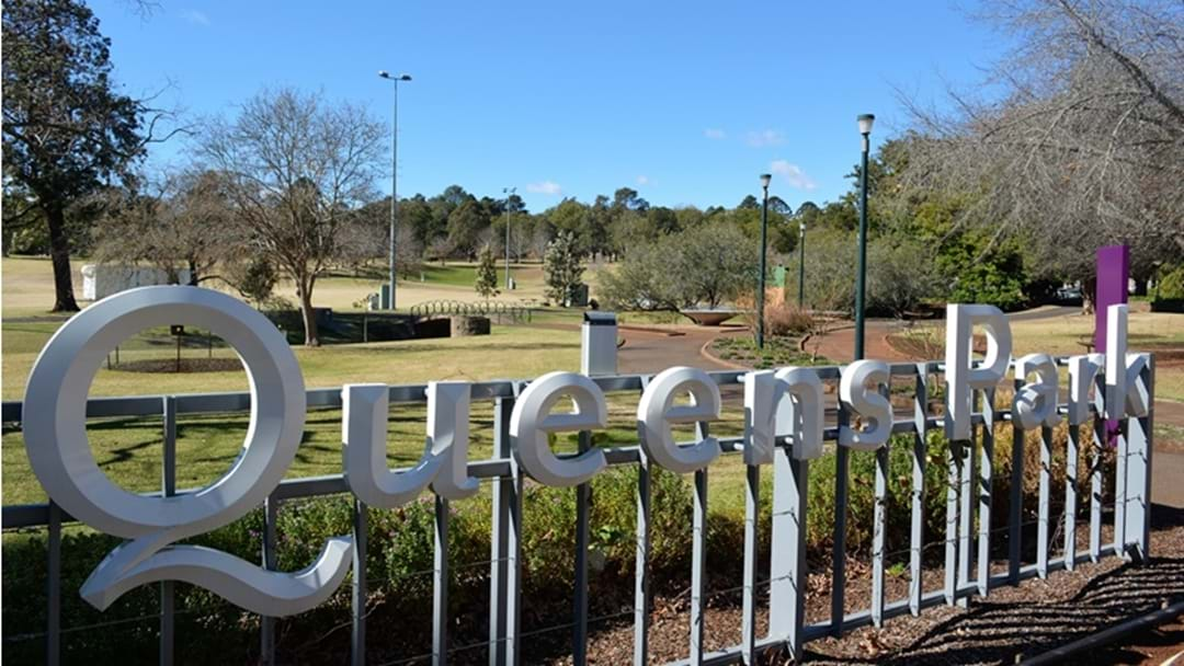 Toowoomba's Queen's Park All Set for Upgrade