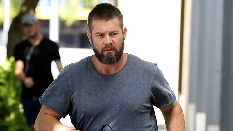Ben Cousins Has Been Arrested Again, Will Face Court Today