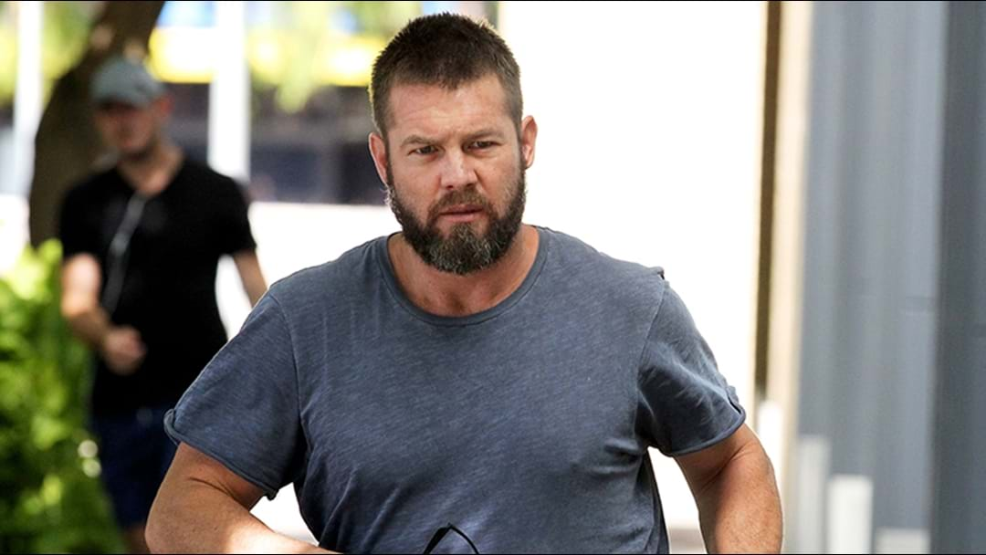 Ben Cousins Arrested For Drug Possession