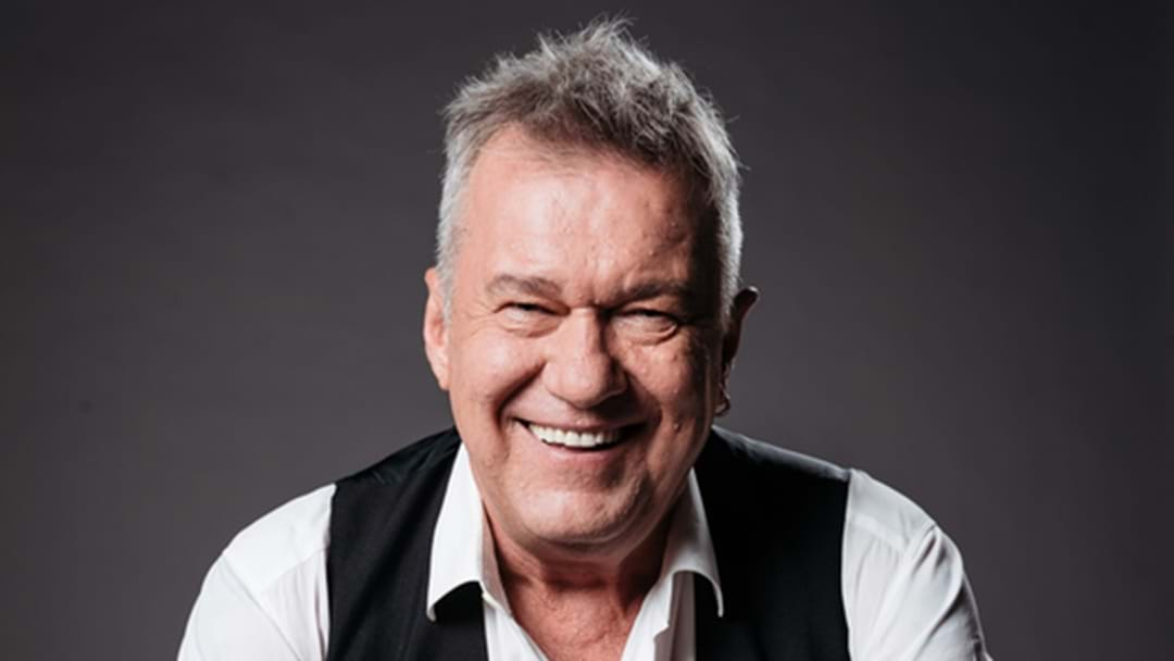 WATCH: Jimmy Barnes' Intimate Performance Of When The War Is Over