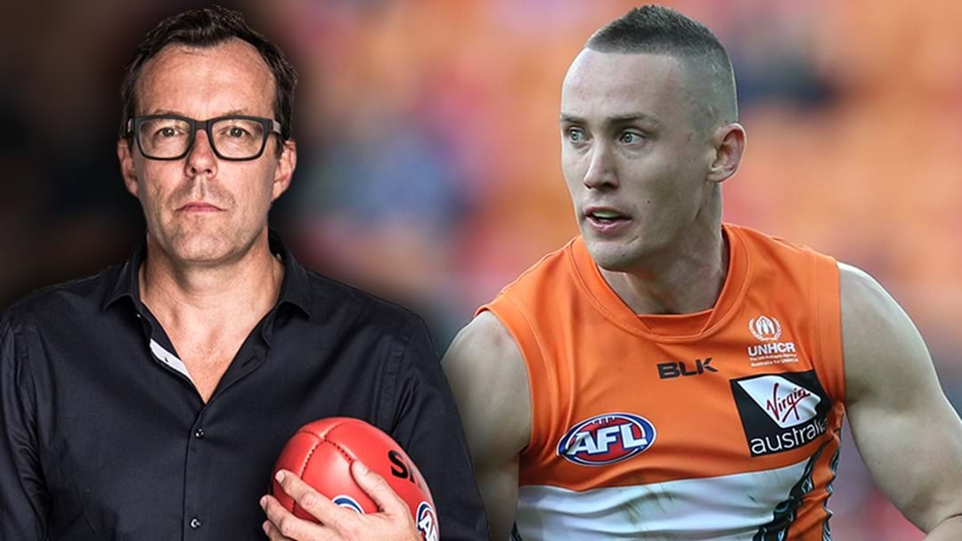 "Damian Barrett: GWS Has A ""Horrendous"" Salary Cap Issue"