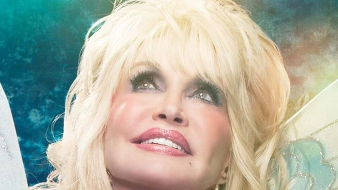 Dolly Parton Receives First Excellence in Leadership Award