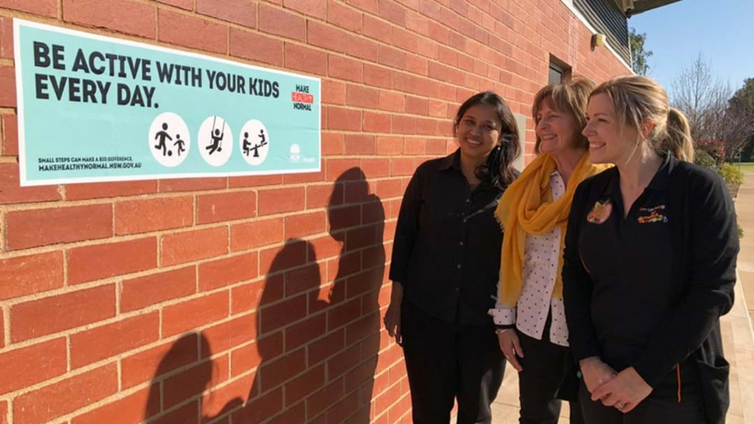 Council Encourages Griffith To 'Make Healthy Normal'
