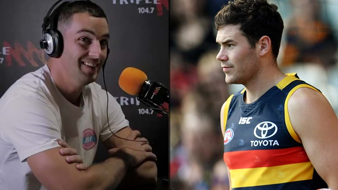 Tex Walker Reacts To The News Mitch McGovern Wants A Trade