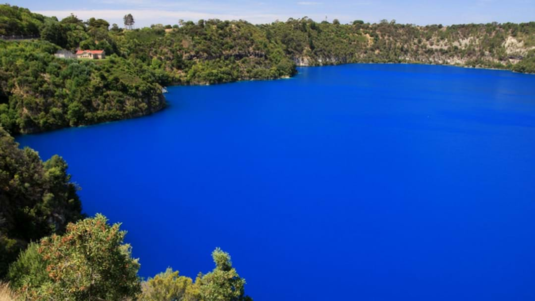 Is There A Tourist Potential For Mt Gambier Lakes?