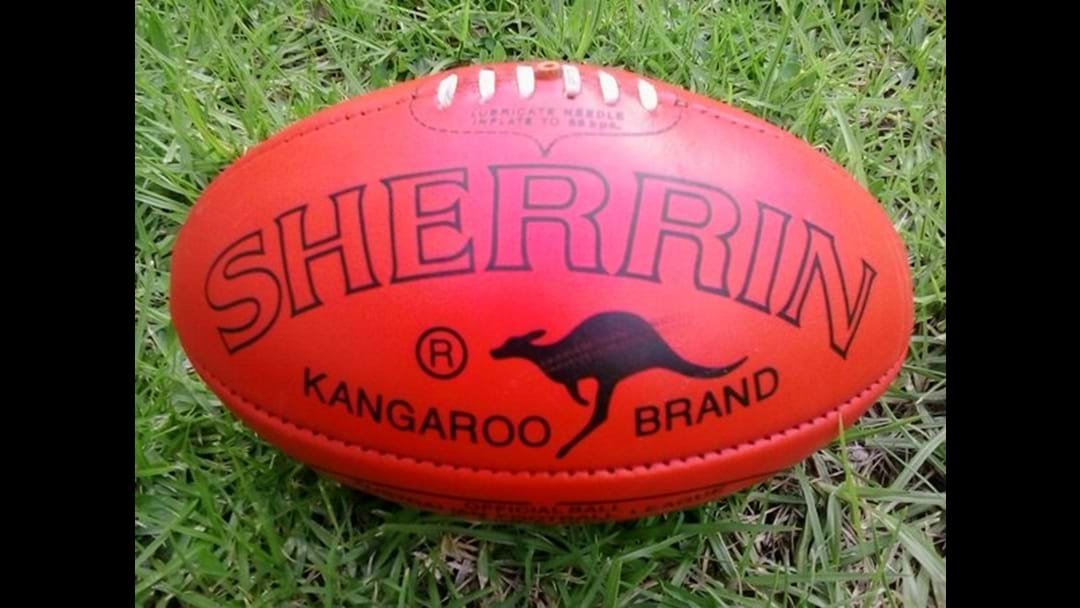Upcoming local footy