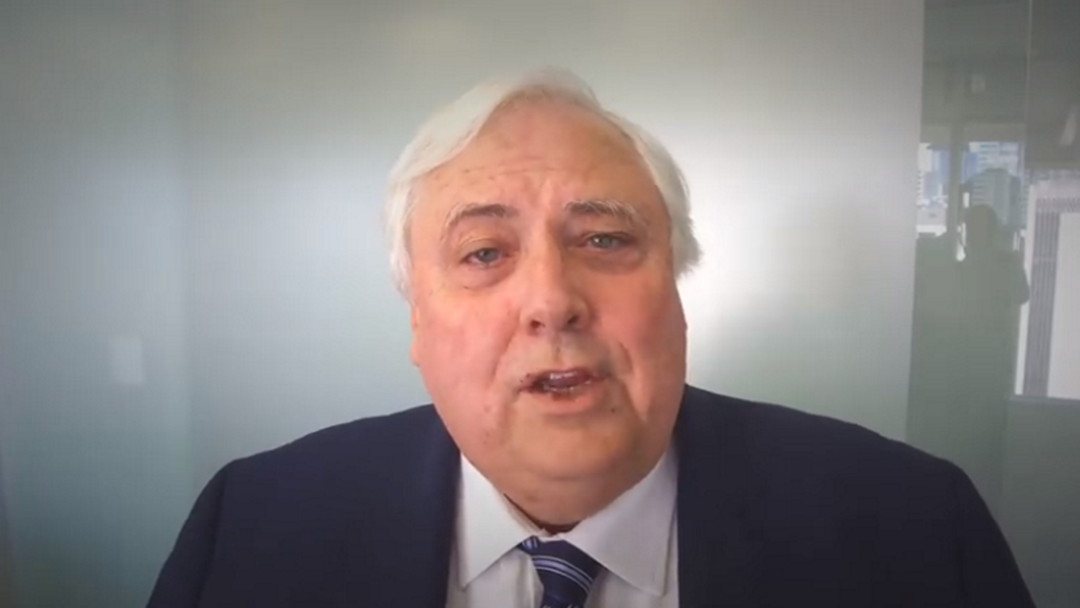 Clive Palmer Has Lashed Out, Calling Mayor Jenny Hill A B*tch