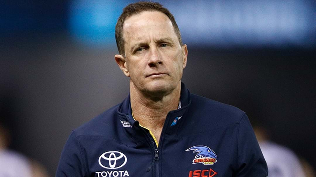 Adelaide Provide Statement On Don Pyke Departure