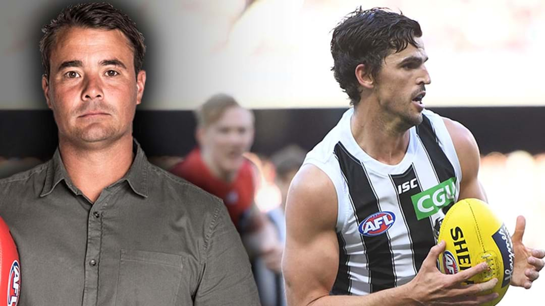 Jay Clark Says That Scott Pendlebury Has Viral Meningitis