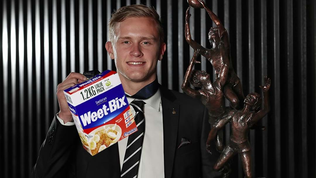 Jaidyn Stephenson Apparently Eats Nearly 100 Weet-Bix A Week