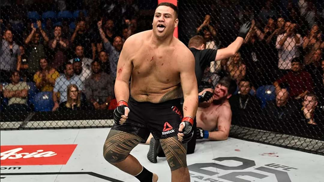 Tai Tuivasa Set To Headline UFC Adelaide Event Against Former Heavyweight Champion