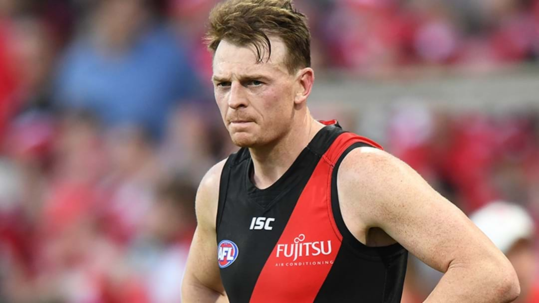 Brendon Goddard Opens Up On What His Future Holds