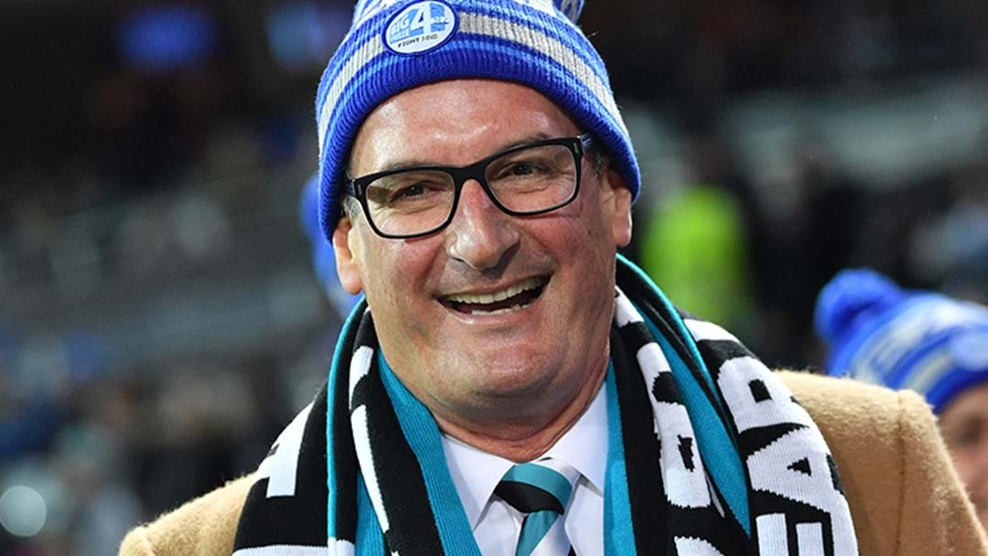 "Port Adelaide Chairman David Koch: ""No One Is Off The Trade Table"""