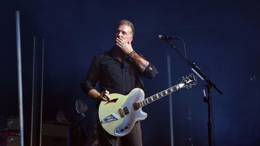 Queens Of The Stone Age Smashed Their Sydney Show