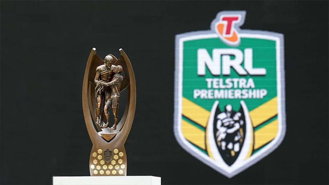 NRL Confirm Week 1 Finals Fixtures