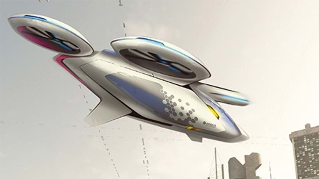 Flying Car Prototype Set To Be Ready By End Of 2017