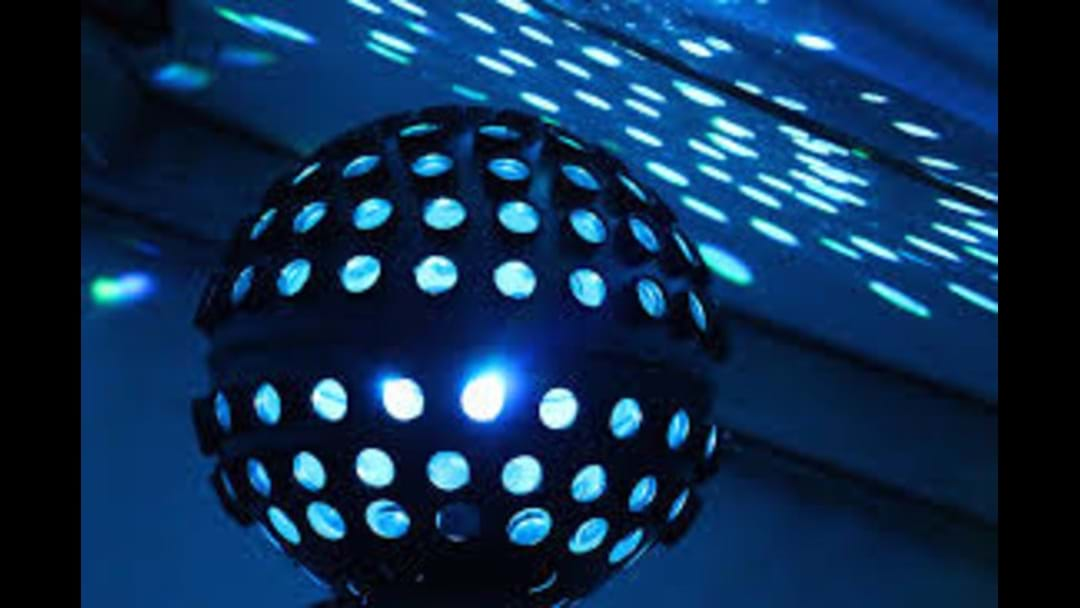 Blue Light Disco - Dress up themed event
