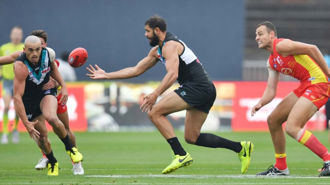 Jars Drops Some More Mail On Port Adelaide's China Game