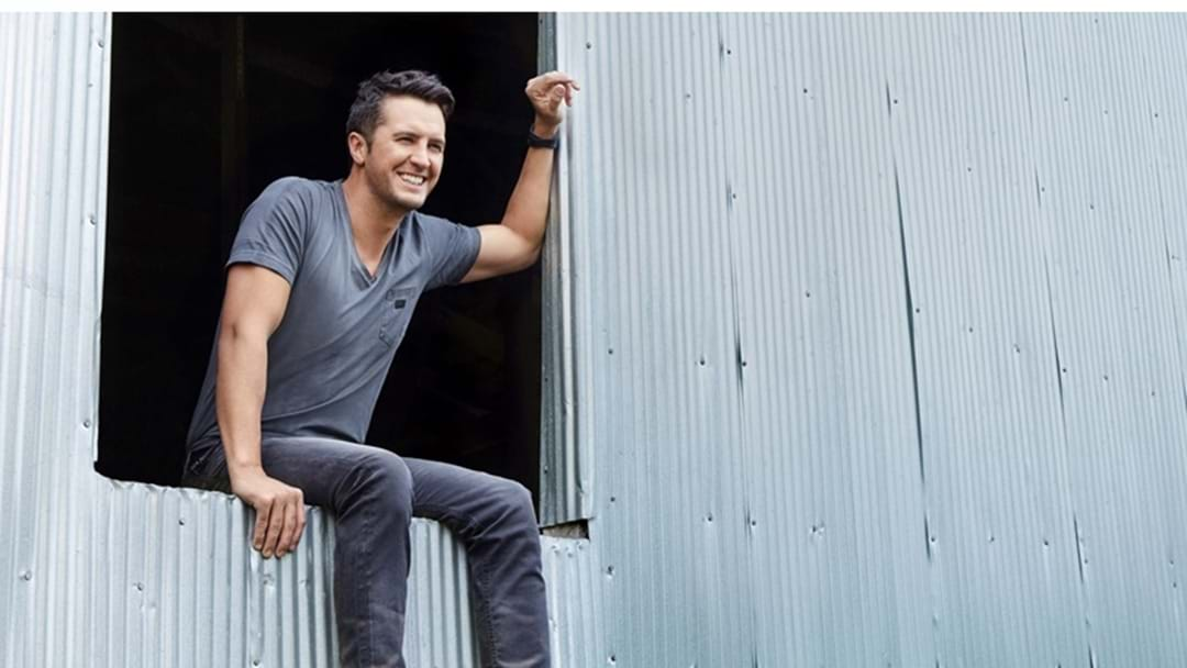 Luke Bryan is Throwing a Party