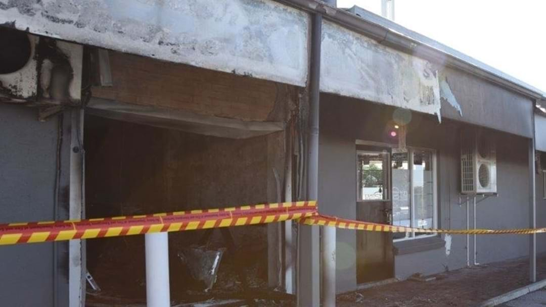 Fires At Perth Tattoo Shops Linked