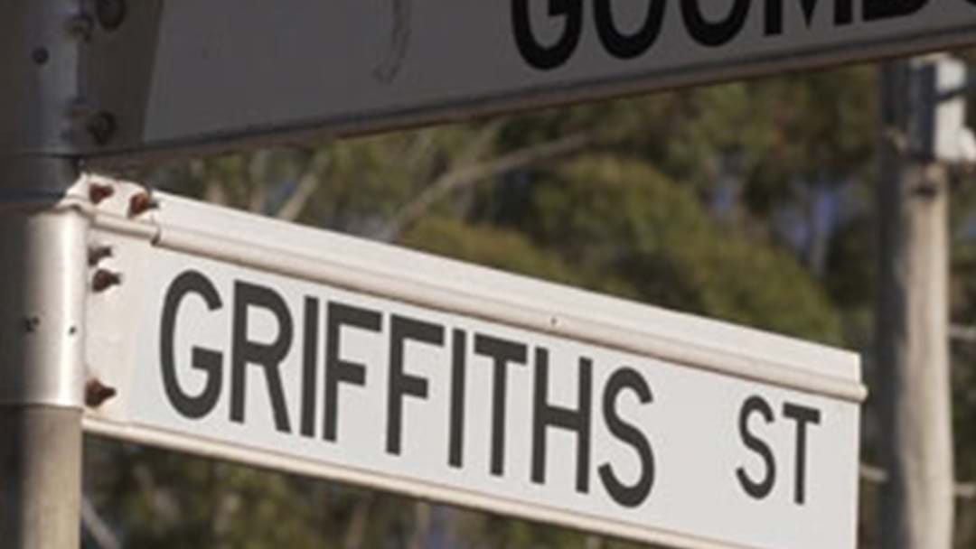 Griffiths Street Upgrade Brings Temporary Changes to Traffic Conditions